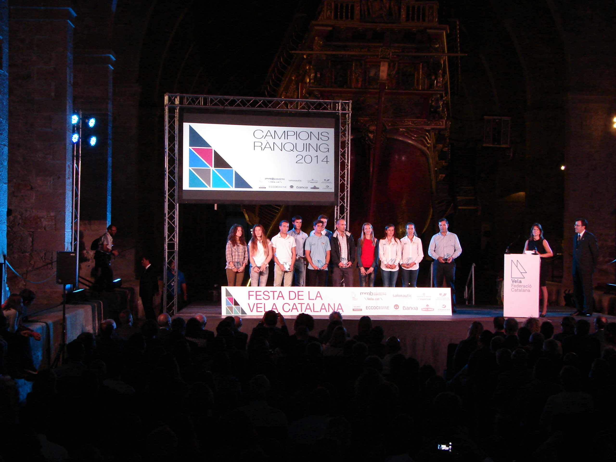 Premios Fiesta de la Vela Catalana