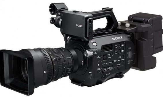 Nueva cámara Sony-PXW-FS7