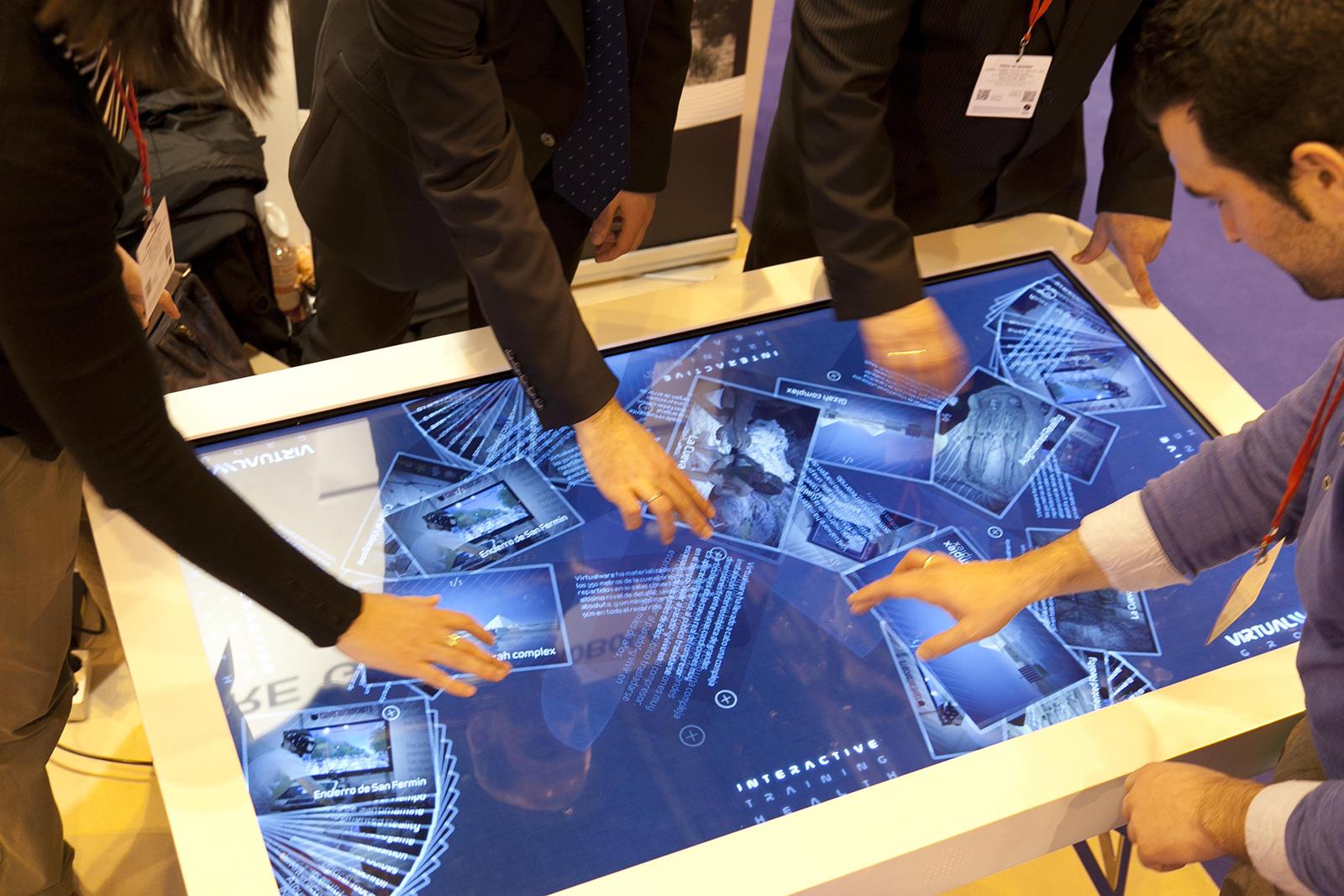 Las posibilidades de la tecnología 3D en los eventos