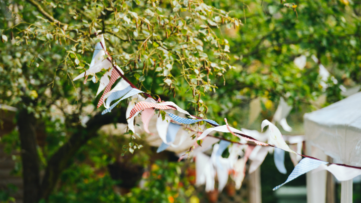Los eventos al aire libre en primavera