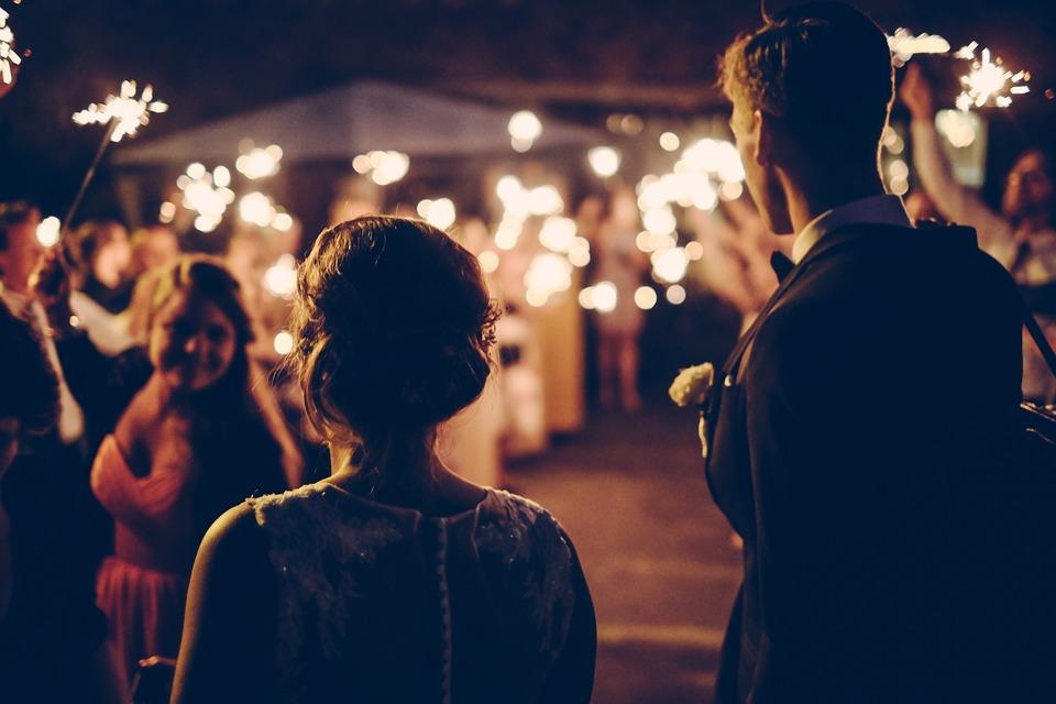 La tecnología de celebraciones y bodas