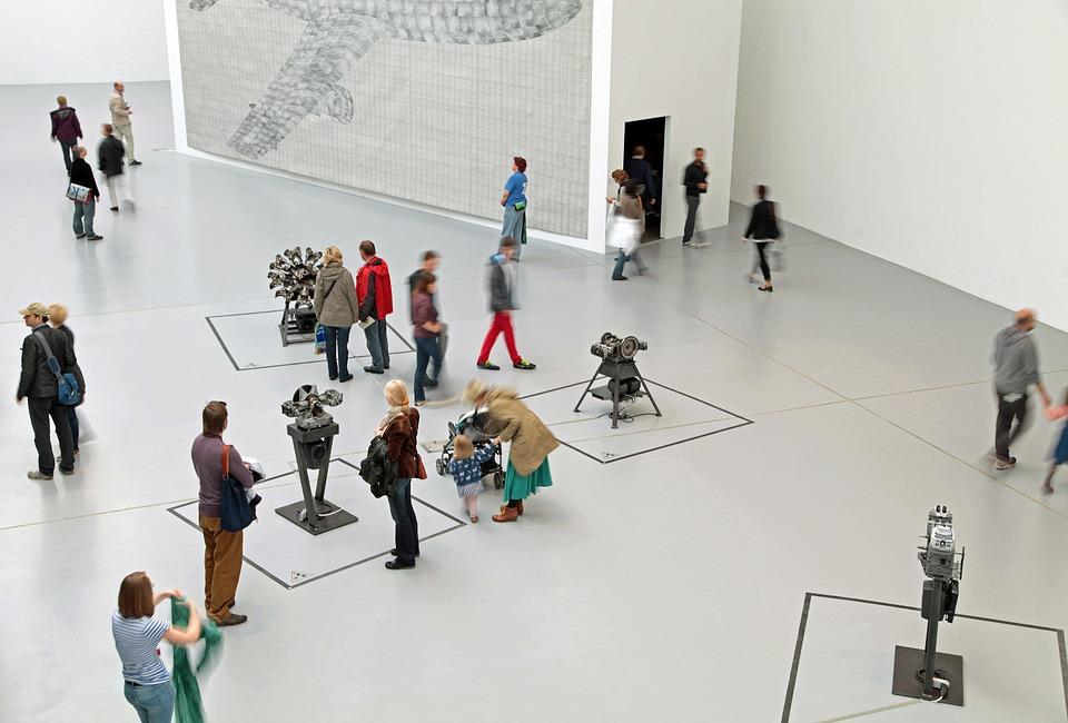 La importancia del sonido en las exposiciones