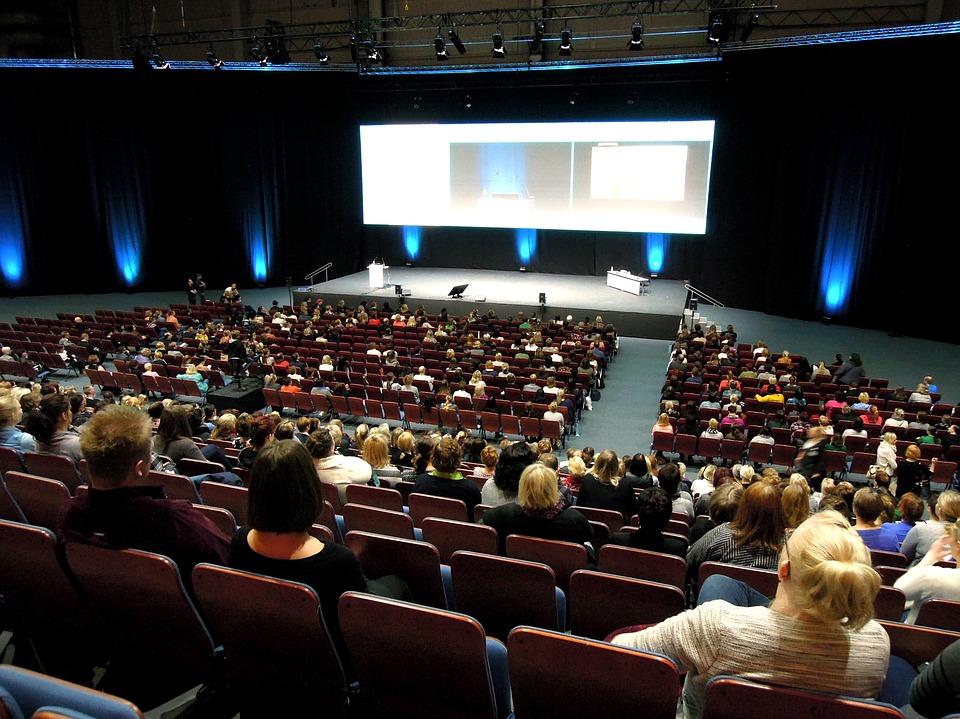 ideas para sorprender en una conferencia