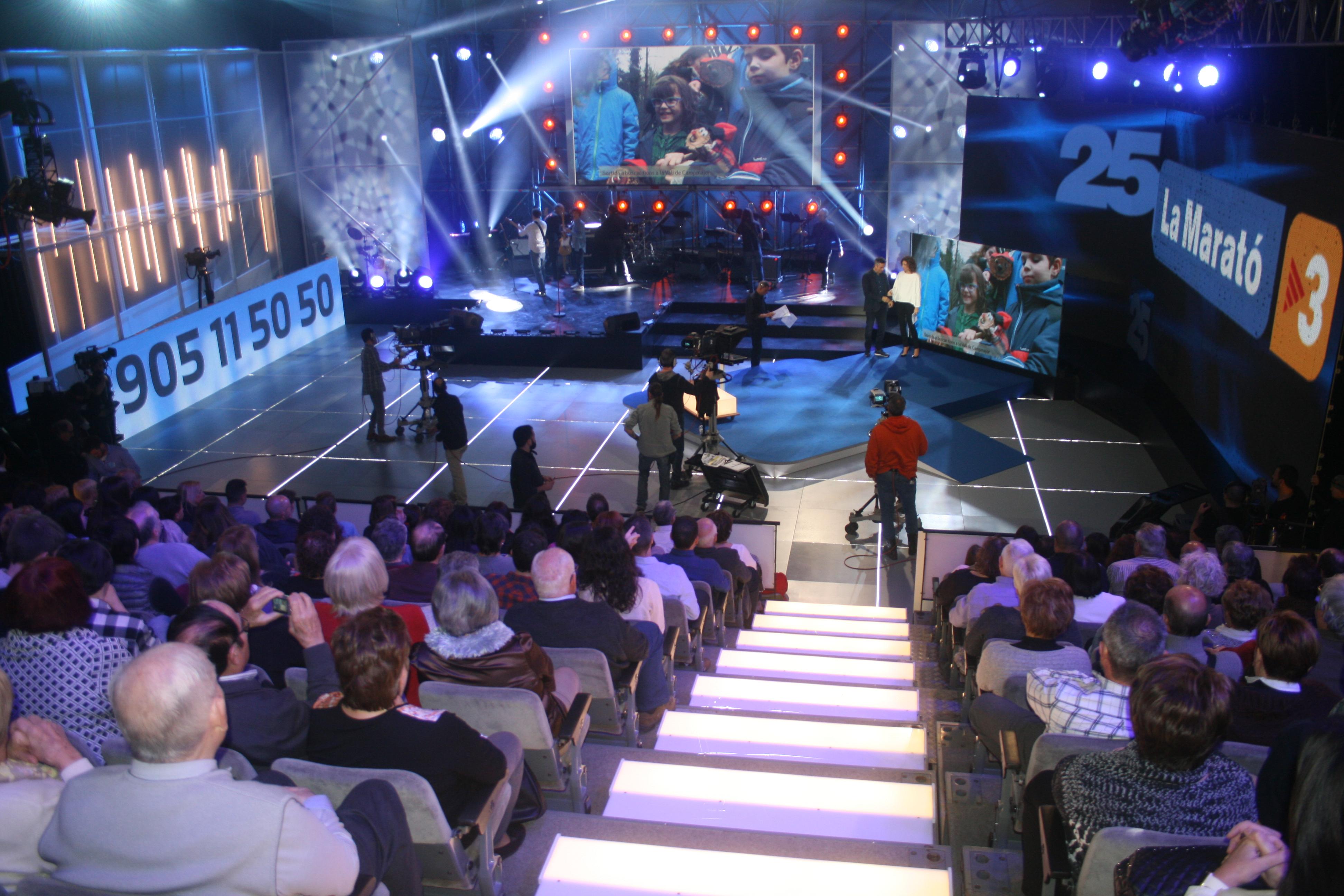 La Marató TV3