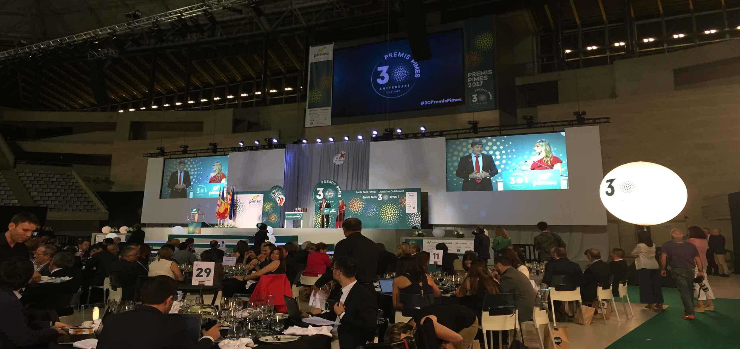 Premios Pimes<br />30 aniversario