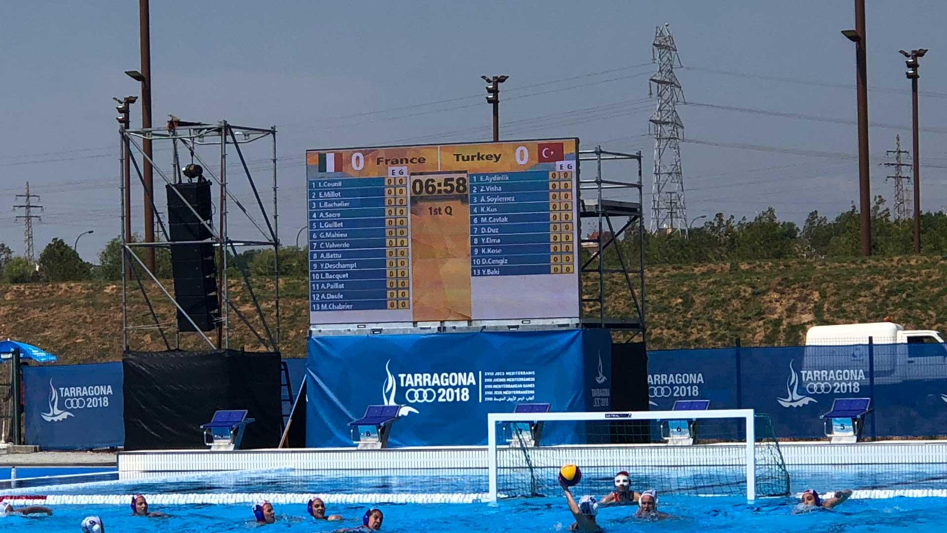 XVIII Mediterranean Games